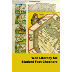 Web Literacy for Student Fact-Checkers icon
