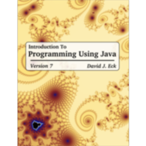 Introduction to Programming Using Java, Seventh Edition icon