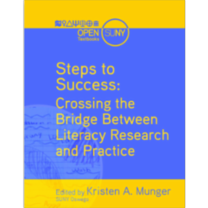 Steps to Success: Crossing the Bridge Between Literacy Research and Practice icon