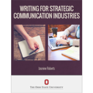 Writing for Strategic Communication Industries icon