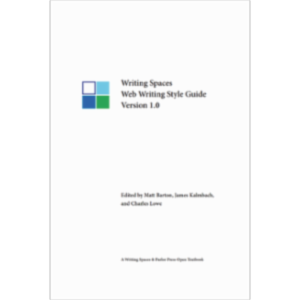 Writing Spaces Web Writing Style Guide icon