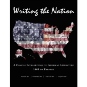 Writing the Nation: A Concise Introduction to American Literature 1865 to Present icon