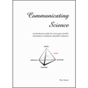 Communicating Science icon