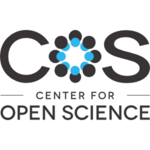 Center for Open Science: Open Science and Open Research Practices icon