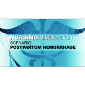 Nursing Simulation Scenario: Postpartum Hemorrhage icon