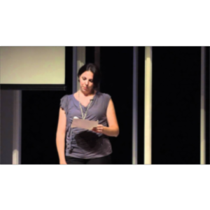 TEDxMileZero - Robin Farr - Beauty in the Breakdown: The Benefits of Brutal Honesty icon
