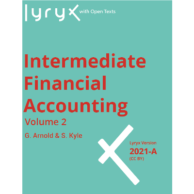 Intermediate Financial Accounting Volume 2 icon