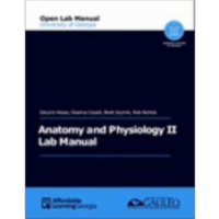 UGA Anatomy and Physiology 2 Lab Manual icon