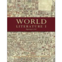 World Literature I: Beginnings to 1650 icon