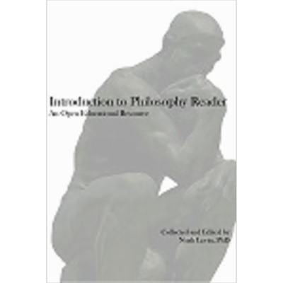 Introduction to Philosophy Reader: An Open Educational Resource icon