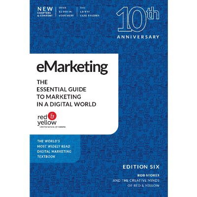 eMarketing: The Essential Guide to Marketing in a Digital World icon