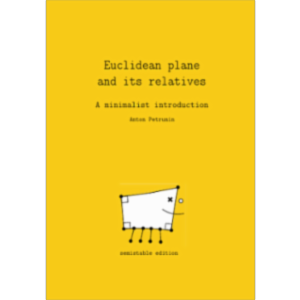 Euclidean plane and its relatives icon