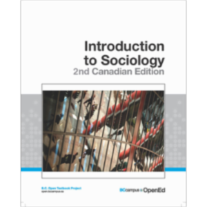 Introduction to Sociology – 2nd Canadian Edition icon