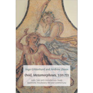 Ovid, Metamorphoses, 3.511-733. Latin Text with Commentary