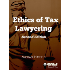 The Ethics of Tax Lawyering, Second Edition icon