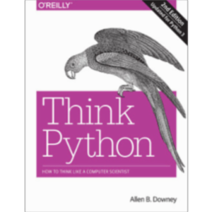Think Python: How to Think Like a Computer Scientist icon