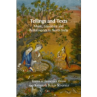 Tellings and Texts: Music, Literature and Performance in North India icon