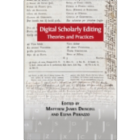 Digital Scholarly Editing: Theories and Practices icon
