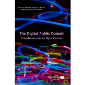 The Digital Public Domain: Foundations for an Open Culture icon