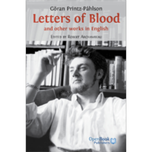 Letters of Blood and Other Works in English icon