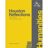 Houston Reflections: Art in the City, 1950s, 60s and 70s icon