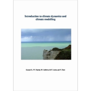 Introduction to climate dynamics and climate modeling icon