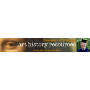 ART HISTORY RESOURCES ON THE WEB: Site Index icon