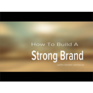 How To Build A Strong Brand icon