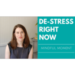 De-Stress Right Now | Mindful Moment for College Students | #propel2grad icon
