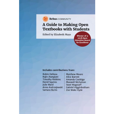 Review: A Guide to Making Open Textbooks with...