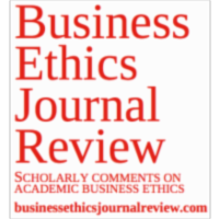 Business Ethics Journal Review icon