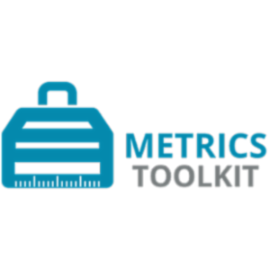 Metrics-Toolkit.org | Helping you use metrics responsibly icon