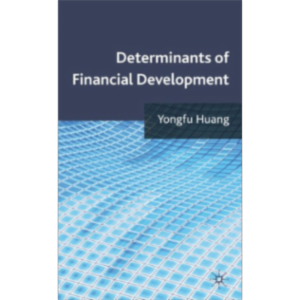 Determinants of Financial Development icon