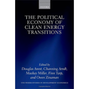 The Political Economy of Clean Energy Transitions icon