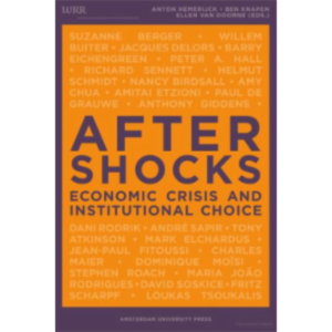 Aftershocks : Economic Crisis and Institutional Choice icon