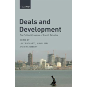 Deals and Development : The Political Dynamics of Growth Episodes icon