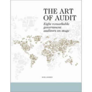 The Art of Audit. Eight remarkable government auditors on stage icon