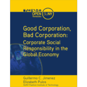 Good Corporation, Bad Corporation: Corporate Social Responsibility in the Global Economy icon