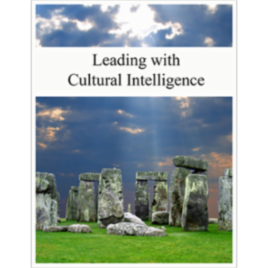 Leading with Cultural Intelligence icon