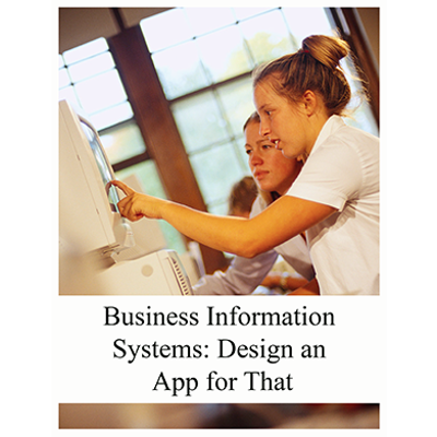 Business Information Systems: Design an App for That icon