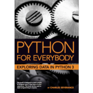 Python for Everybody: Exploring Data Using Python 3 icon