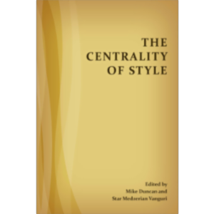 The Centrality of Style icon