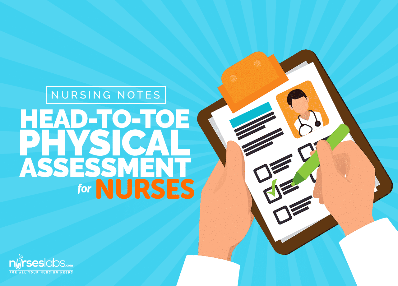 Free Cheat Sheet: Head-to-Toe Physical Assessment for Nurses icon