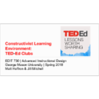 Constructivist Learning Environment: TED-Ed Clubs.pptx icon