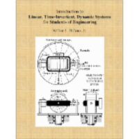 Introduction to Linear, Time-Invariant, Dynamic Systems for Students of Engineering icon