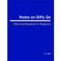 Notes on Diffy Qs: Differential Equations for Engineers icon