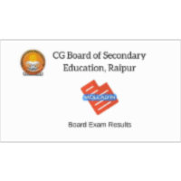 CGBSE 10th Result 2018 CG Board Class 10 Name Wise Result www.cgbse.nic.in icon