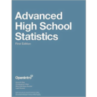 Advanced High School Statistics icon