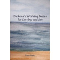 Dickens's Working Notes for Dombey and Son icon