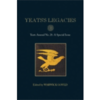 Yeats's Legacies: Yeats Annual No. 21 icon